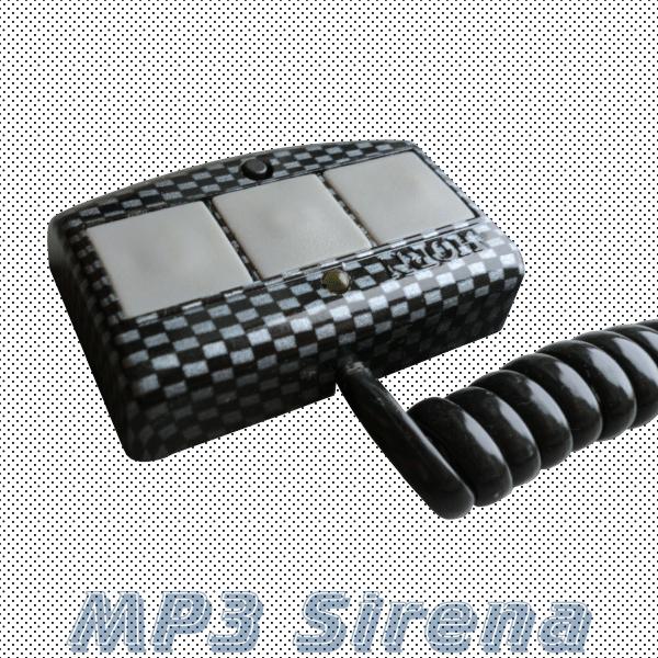 Пульт программируемый клаксон PK3