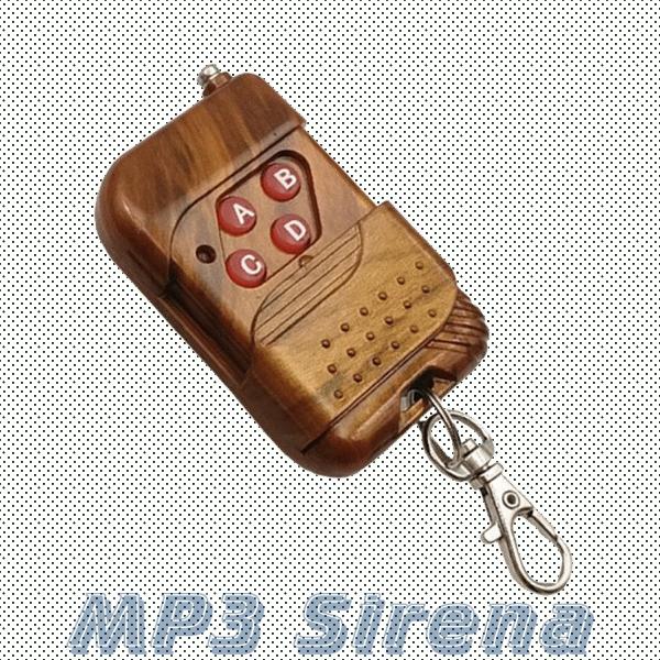 Беспроводный пульт звукового сигнала MP3