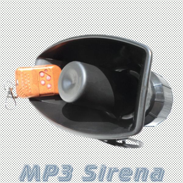 Звуковой сигнал MP3