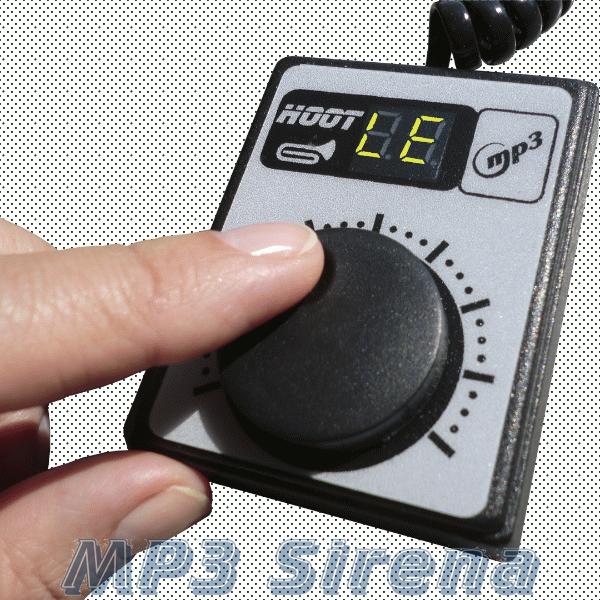 Говорящий автомобиль MP3