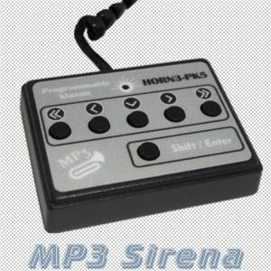Программируемый клаксон MP3